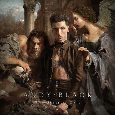 Andy Black The Ghost Of Ohio CD Brand New 2019