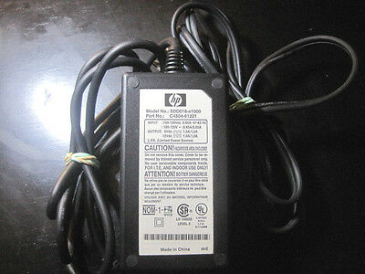 Hp Power Supply Ac/Dc Adapter  Model No.:sdd018-N1000  Part No.:c4504-61221