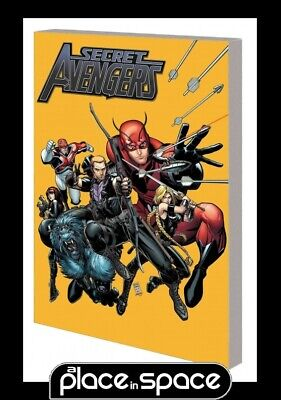 Secret Avengers By Remendercomplete Collection - Softcover
