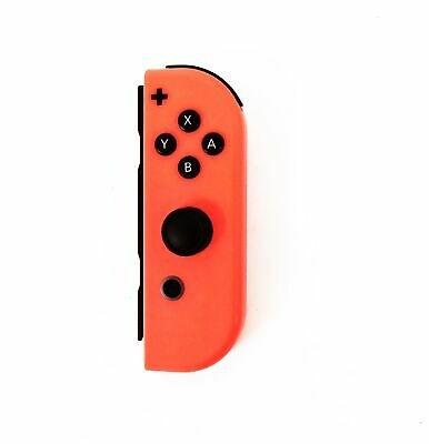 Genuine Nintendo Switch Joy-Con Controller RIGHT Side Neon Red