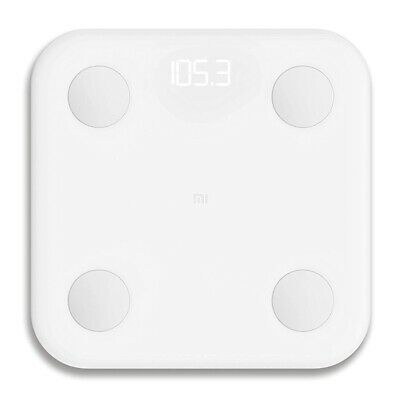 Xiaomi Mi Body Composition Scale Elektronische Personenwaage, Körperwaage