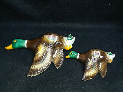 Flying Duck Wall Pocket (2 Pieces, Large & Small)