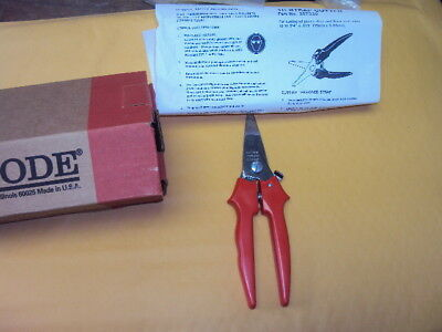 """SIGNODE 1C Strap Cutting Tool UP TO 34"""" X .015"""" ( 19MM X 0.38MM ) , PART 267328"""