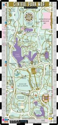 Streetwise Central Park Map - Laminated Pocket Map of Ce... | Buch | Zustand gut