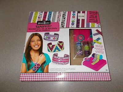 Bracelet Craft Kit Fashion Angels Tapeffiti Girl S Do It Yourself Pre Owned 1 98 Picclick