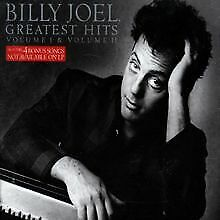 Greatest Hits Vol. 1 & 2 von Joel,Billy | CD | Zustand gut