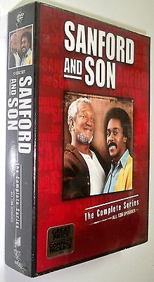 Sanford and Son Complete Series DVD Season 1, 2, 3, 4, 5 & 6 BRAND NEW