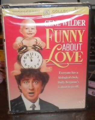 New Sealed Funny About Love (DVD, 2004)w Gene Wilder