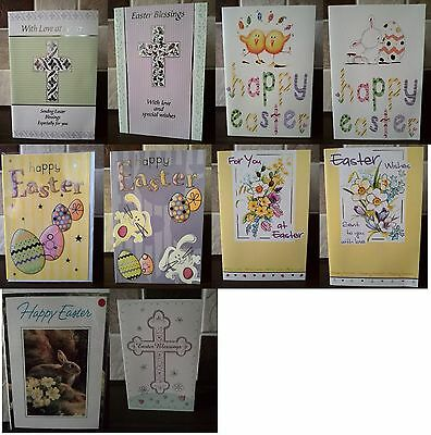 Easter Card - Various Designs & Sizes - BUY 1 GET 1 HALF PRICE