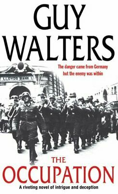 The Occupation by Walters, Guy Paperback Book The Fast Free Shipping
