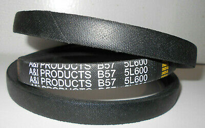 D/&D PowerDrive 3V340 V Belt  3//8 x 34in  Vbelt
