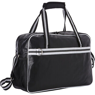Goodhope Bags Metro Duffel - Black Luggage Totes and Satchel NEW