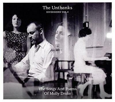 DIVERSIONS VOL4 THE SONGS AND POEMS OF MOLLY DRAKE, The Unthanks, New,  Audio CD