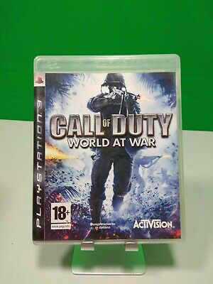 CALL OF DUTY world at war  - PS3 - ITA - COMPLETO