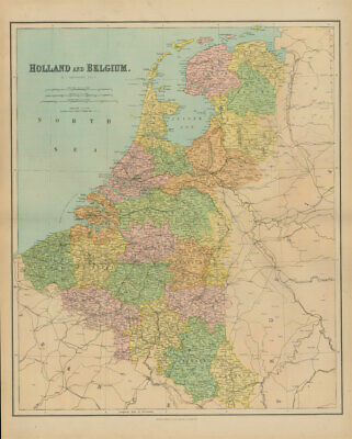 George Philips - 1894 Map Plates, Philips General Atlas of the World