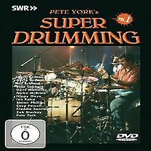 Super Drumming Vol.1 (2 DVDs) von Maschke, Michael | DVD | Zustand gut