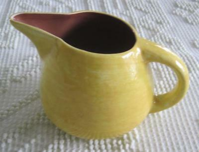 Stangl Pottery 3 Cup Yellow Pitcher