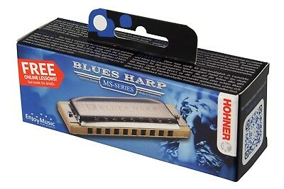 Hohner Blues Harp A - MS-System