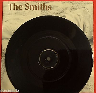 """THE SMITHS -This Charming Man- UK 7"""" Mispress -No label on B Side +Pic Sleeve"""