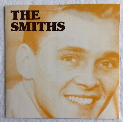 """The Smiths -Last Night I Dreamt That Somebody Loved Me- 'MPO' Pressed Orig UK 7"""""""
