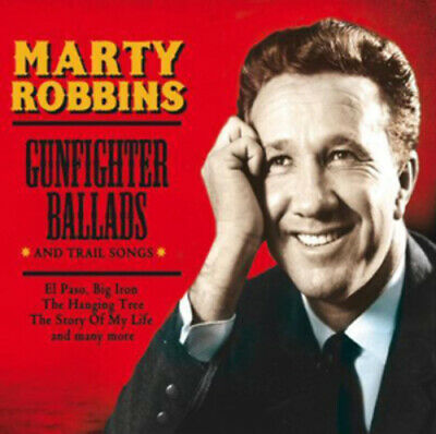 Marty Robbins : Gunfighter Ballads and Trail Songs CD (2010)