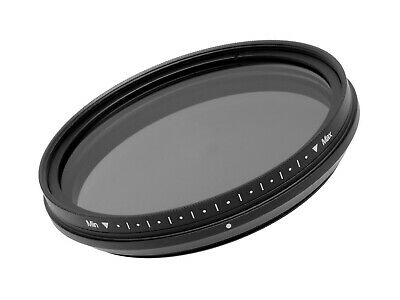 Variable ND Filter for Sony FE 55mm F1.8 ZA Carl Zeiss Sonnar T*
