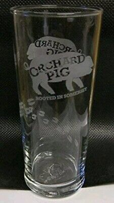 ROSIE/'S PIG CLOUDY CIDER PINT GLASS BLACK FRIDAY GIFT UP TO 75/%OFF WAS14.98
