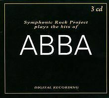 plays the Hits of ABBA von Symphonic Rock Project   CD   Zustand gut