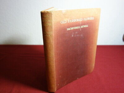 97987 John Farleigh *OLD-FASHIONED FLOWERS* By Sacheverell Sitwell HC +Abb