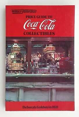 COCA-COLA, COLLECTION:  Price guide to Coca-Cola collectibles (1984)
