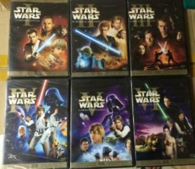 Star Wars The Complete DVD Movie Collect DVD