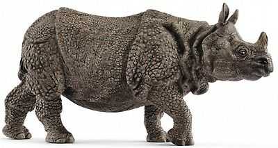 Indios Rinoceronte 14816 Strong Tough Looking Schleich Anywhere's Patio <><