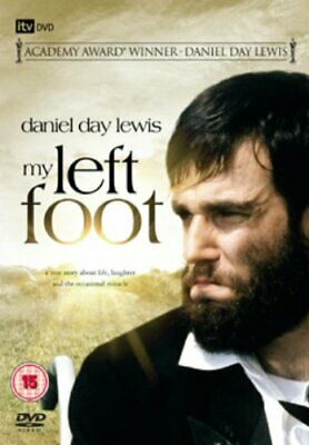 My Left Foot - Sealed NEW DVD - Daniel Day Lewis