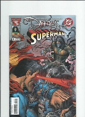 Image Top Cow DC Comics The Darkness Superman 2 NM-/M 2004