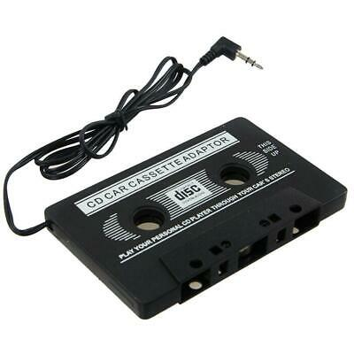 Audio AUX Car Cassette Tape Adapter Converter 3.5 MM for iPhone iPod MP3  A#