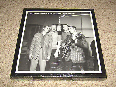 Rare Complete Capitol Recordings Of The Four Freshmen Fifties Sessions Sealed