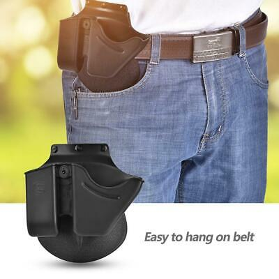 Quick Release Handcuff Holder Holster Magazine Pouch Accessory for 6909 Durable