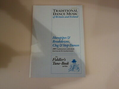 107958 *THE FIDDLER'S TUNE-BOOK* Hornpipes & Breakdowns, Cog & Step Dances TOP!