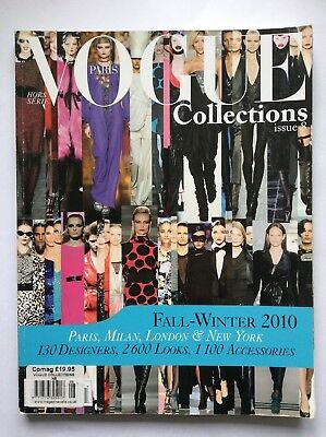 VOGUE PARIS Collections Issue 8 Fall Winter 2010