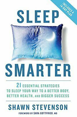 [PDF]Sleep Smarter:21 Proven Tips to Sleep Your Way📧⚡Fast delivery 📧⚡ [EB00K]