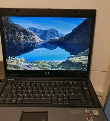 HP COMPAQ 6715B With Windows 10 3 Month Guarantee 2 Gb Ram 150 GB