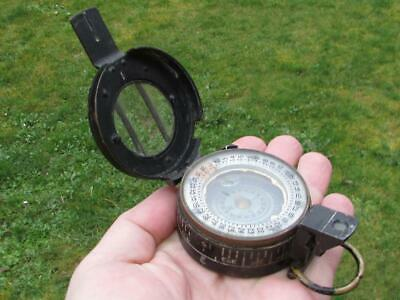 Military Wwii Tg Co Ltd London 1945 Mkiii Officers Marching British Army Compass