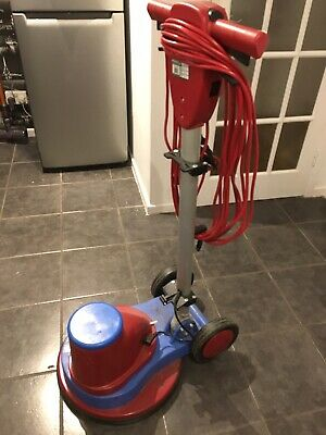 Truvox 400 Floor Buffer Dry Clean Polisher Sander Carpet Cleaner £75 Collection