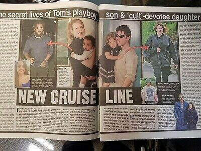 Tom Cruise Secret Lives Of Playboy Son Scientology Devotee Ny Post 4/7 2019