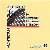 Orchestral Manoeuvres in the Dark : Architecture & Morality CD Amazing Value