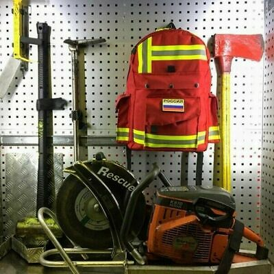 Police Firefighter bag fireman case clothes gear rescue feuerwehr kit turnout