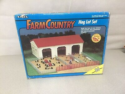 1//64 Ertl Farm Country field pasture entrance gate replacement or custom