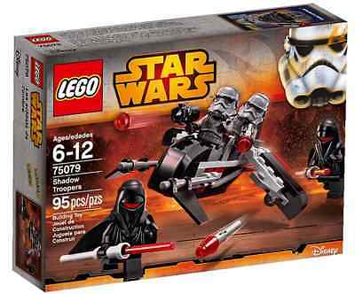 Lego New Sealed Set Star Wars Shadow Troopers w 4 Figures 75079 Toy Gift