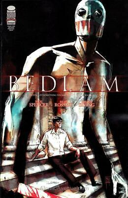 Bedlam (Image) #1 (2nd) VF/NM; Image | save on shipping - details inside