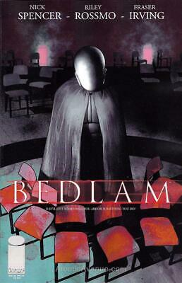 Bedlam (Image) #4 VF/NM; Image | save on shipping - details inside